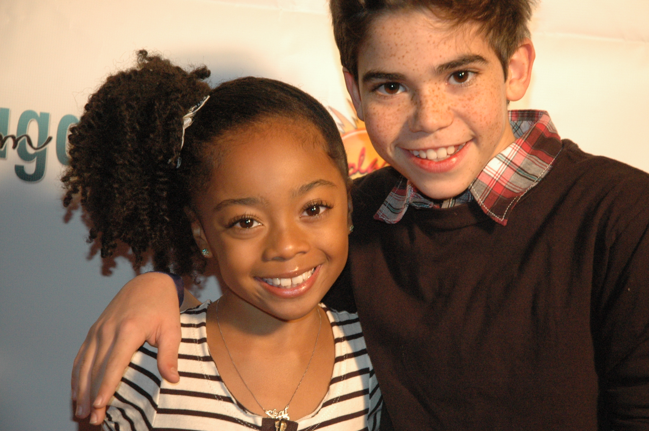 Skai Jackson And Cameron Boyce Share Jessie Secrets Straight From