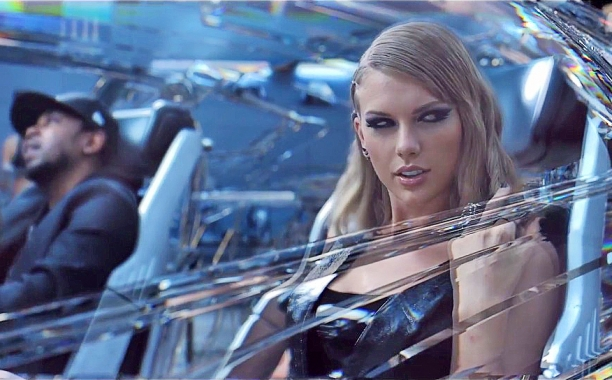 Taylor Swift Breaks Vevo Record With Bad Blood Music Video Taylorswift13 Celeb Secrets