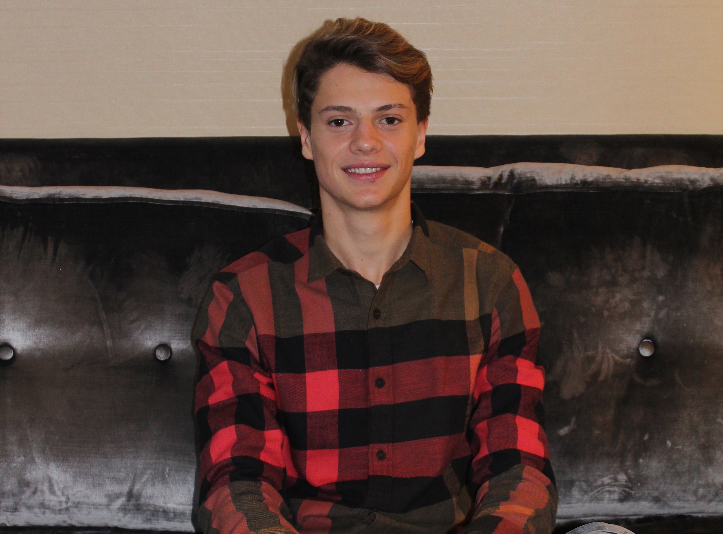 Watch Jace Norman Talks New Henry Danger Animated